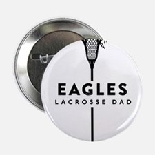 """Eagles Dad 2.25"""" Button (10 pack)"""