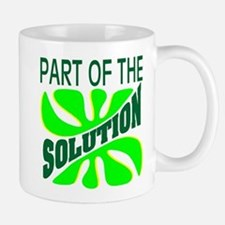 Part of the Solution Mug