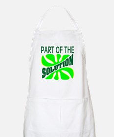 Part of the Solution BBQ Apron