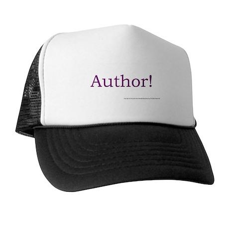 AUTHOR! Trucker Hat
