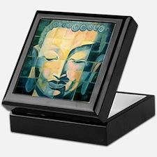 Tiled Buddha Box