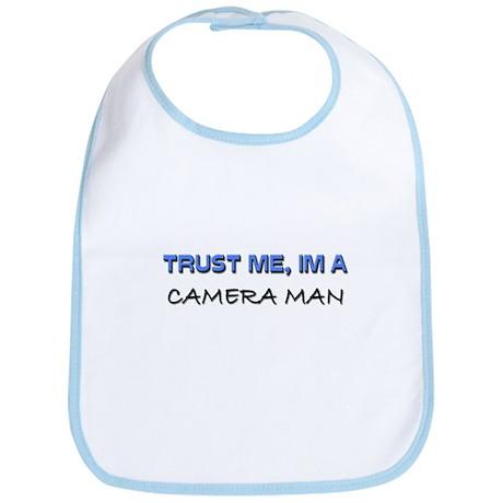 Trust Me I'm a Camera Man Bib