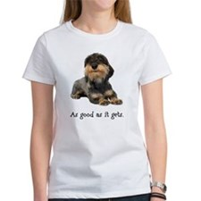 Good Wirehaired Dachshund Tee