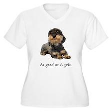 Good Wirehaired Dachshund T-Shirt