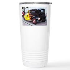 FLAMES Travel Coffee Mug