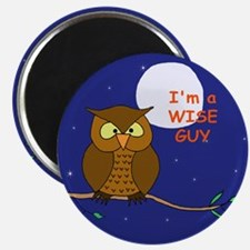 """I'm a Wise Guy"" Magnet"