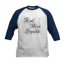 Real Men Sparkle Twilight Tee