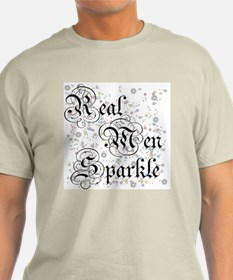 Real Men Sparkle Twilight T-Shirt