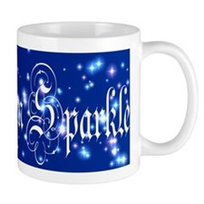 Real Men Sparkle Twilight Mug
