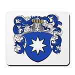 Van Aalst Coat of Arms Mousepad