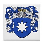 Van Aalst Coat of Arms Tile Coaster