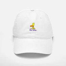 Just Ducky Duck Baseball Baseball Cap