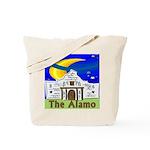 Starry Night Alamo Tote Bag