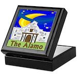 Starry Night Alamo Keepsake Box