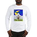 Starry Night Alamo Long Sleeve T-Shirt