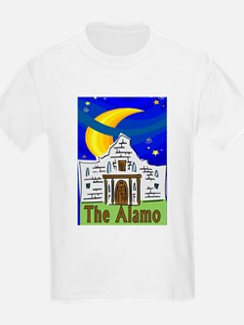 Starry Night Alamo T-Shirt