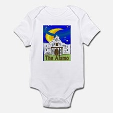 Starry Night Alamo Infant Bodysuit