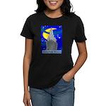 Starry Night New York Women's Dark T-Shirt