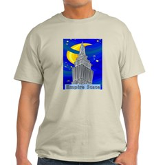 Starry Night New York T-Shirt