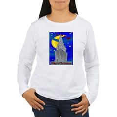 Starry Night New York T-Shirt