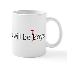 Boys will be toys Mug