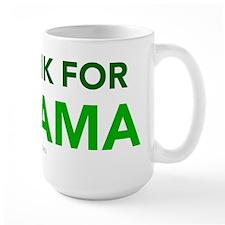 I Drink for O'Bama Mug