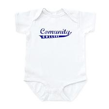 COMUNITY COLLEGE Infant Bodysuit