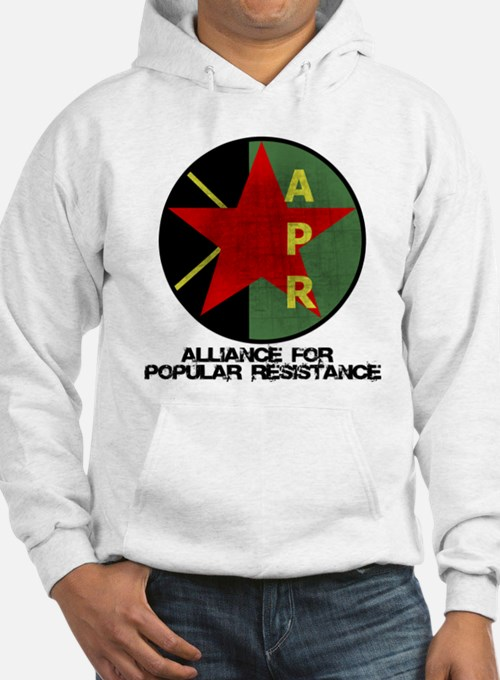 Alliance for Popular Resistan Hoodie