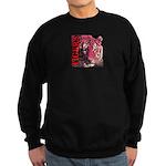 Tigers Passionate Red Sweatshirt (dark)