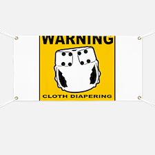 Warning... Banner