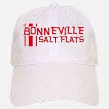 Retro Bonneville Salt Flats-R Baseball Baseball Cap