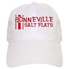 Retro Bonneville Salt Flats-R Baseball Cap