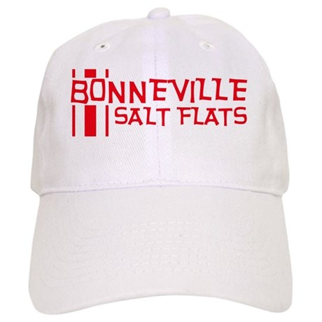 Retro Bonneville Salt Flats-R Cap