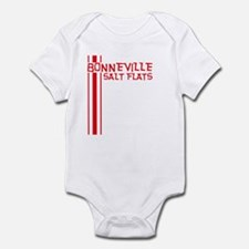 Retro Bonneville Salt Flats-R Infant Bodysuit