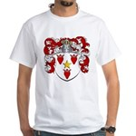 Van Blokland Coat of Arms White T-Shirt