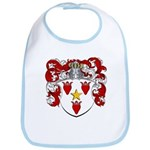Van Blokland Coat of Arms Bib