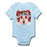Van Blokland Coat of Arms Infant Creeper