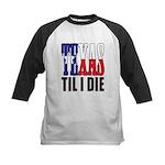 Texas Til I Die Kids Baseball Jersey