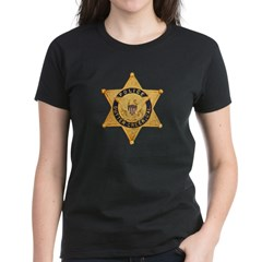 Sutter Creek Police Women's Dark T-Shirt