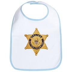 Sutter Creek Police Bib
