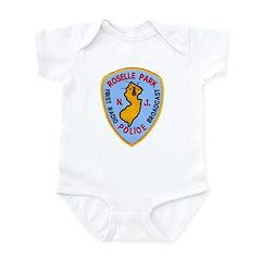 Roselle Park Police Infant Bodysuit