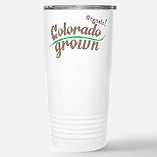 Organic! Colorado Grown! Travel Mug