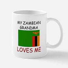 My Zambian Grandma Loves Me Mug
