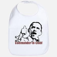 Commander-In-Chief - Bib