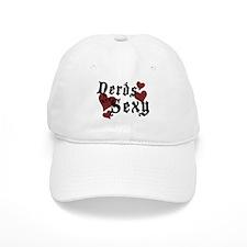 Nerds are Sexy Baseball Cap