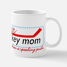 Super hockey mom Mug