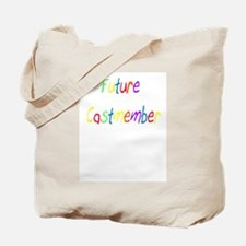 Future Castmember Tote Bag