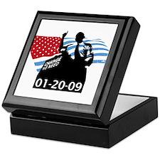 1-20-09 Obama Inauguration Keepsake Box