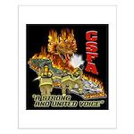 CSFA Small Dragon Poster