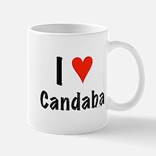 I love Candaba Mug